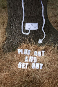 Plug Out by James O'Loughlin