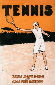 Tennis, 1932 by Cecil Aldin