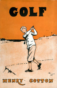 Golf, 1931 by Cecil Aldin