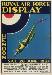 Royal Air Force Display, Hendon, 1937 by Royal Aeronautical Society