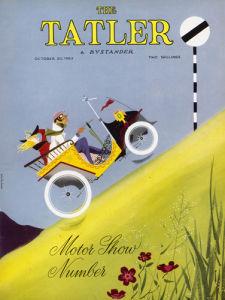 The Tatler, October 1954 by Tatler