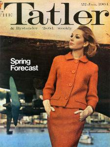 The Tatler, January 1964 by Tatler