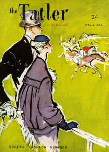 The Tatler, May 1955 by Tatler