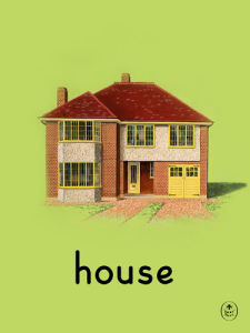 house by Ladybird Books