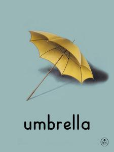 umbrella by Ladybird Books'