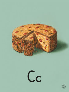 C is for cake by Ladybird Books
