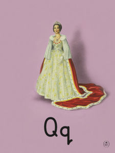 Q is for queen by Ladybird Books