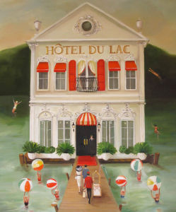 Hotel du Lac by Janet Hill