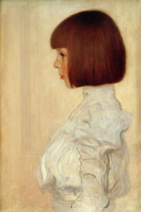 Portrait of Helene Klimt, 1898 by Gustav Klimt
