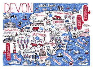 Devon by Julia Gash