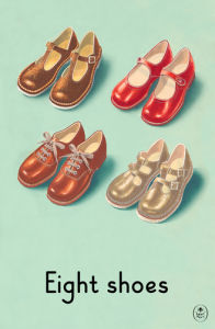 Eight shoes by Ladybird Books