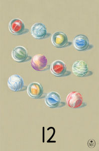 12 by Ladybird Books