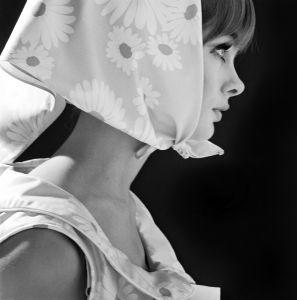 Jean Shrimpton by John French