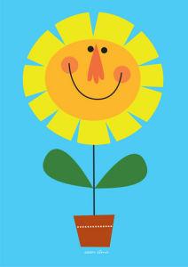 Sunflower by Sean Sims