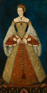 Katherine Parr by Attributed to Master John