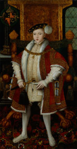 King Edward VI by Associated with Master John