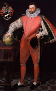 Sir Francis Drake by Unknown artist