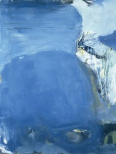 Silent Coast, 1957 by Peter Lanyon