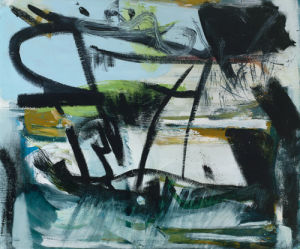 Cross Country, 1959-60 by Peter Lanyon