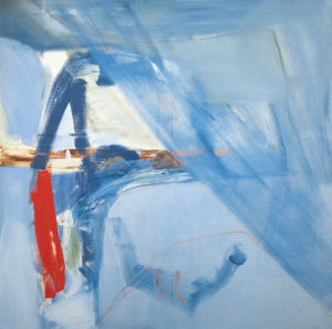 Soaring Flight, 1960 by Peter Lanyon