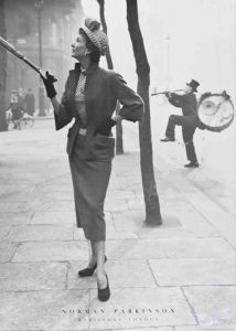 One Man Band (1952) by Norman Parkinson