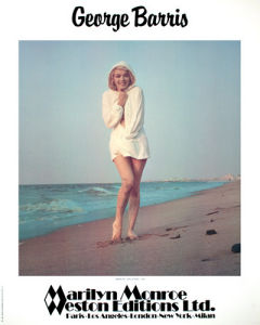 Marilyn Monroe - Chilly Wind by George Barris
