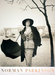 Hyde Park (1951) by Norman Parkinson