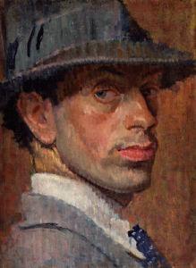 Isaac Rosenberg by Isaac Rosenberg