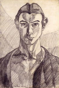 Henri Gaudier-Brzeska by Henri Gaudier-Brzeska