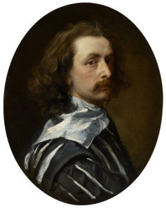 Sir Anthony van Dyck by Sir Anthony Van Dyck