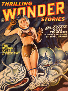 The Ionian Cycle by Earle Bergey