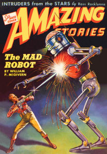 The Mad Robot by Anonymous