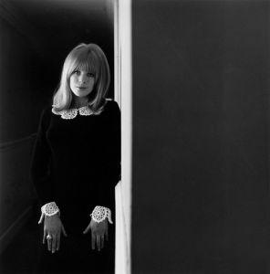 Marianne Faithfull, 1965 by David Wedgbury