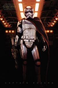 Star Wars Episode VII - Captain Phasma by Anonymous