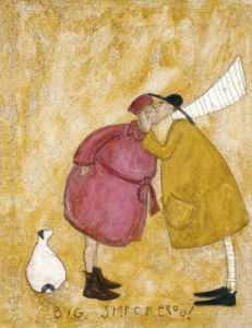 Big Smackeroo! by Sam Toft