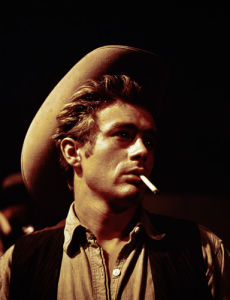 James Dean (Giant), 1956 by Hollywood Photo Archive