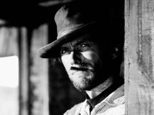 Clint Eastwood (The Good the Bad and the Ugly) by Hollywood Photo Archive