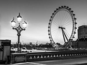 The Lamp and the Wheel by Assaf Frank