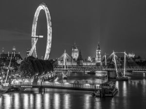 London River Views by Assaf Frank