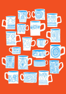 Mugs by Skinny laMinx