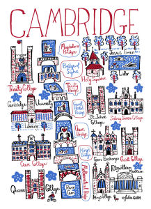 Cambridge by Julia Gash