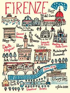 Firenze by Julia Gash