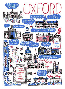 Oxford by Julia Gash