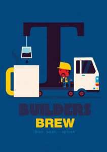 Builders by Spencer Wilson
