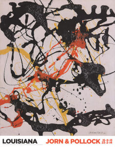 Number 29 by Jackson Pollock