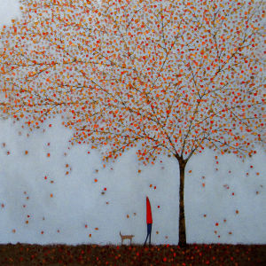 Between the Leaves by Emma Brownjohn
