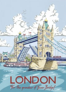 London by Kelly Hall