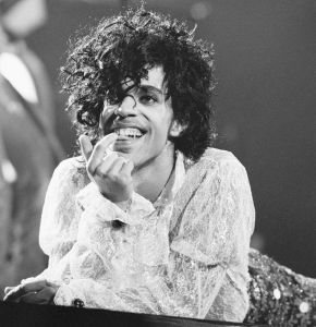 Prince, November 1984 by Mirrorpix
