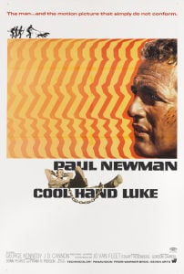 Cool Hand Luke by Cinema Greats