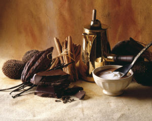 Chocolat, crème, cannelle by Sucré Salé